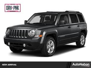 2015 Jeep Patriot Altitude Edition Sport Utility