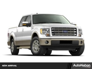 2014 Ford F-150 King Ranch Crew Cab Pickup