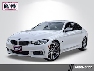 2018 BMW 4 Series 430i 4dr Car
