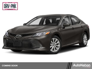 2018 Toyota Camry XLE 4dr Car