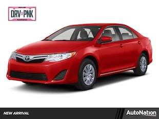 2012 Toyota Camry XLE 4dr Car