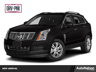 2013 CADILLAC SRX Luxury Collection Sport Utility