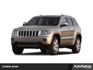 2013 Jeep Grand Cherokee Overland Sport Utility