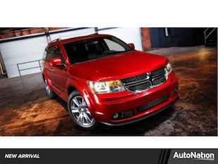 2013 Dodge Journey SXT 4dr Car