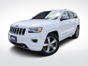 2016 Jeep Grand Cherokee Overland Sport Utility