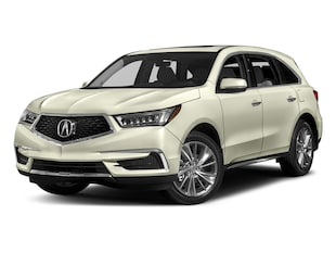 2017 Acura MDX w/Technology/Entertainment Pkg Sport Utility