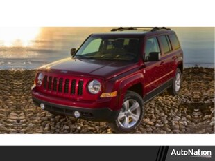 2014 Jeep Patriot Latitude Sport Utility