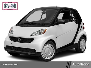 2015 smart Fortwo Passion 2dr Car