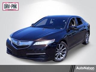 Used 2015 Acura TLX V6 4dr Car