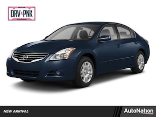 2010 Nissan Altima 2.5 S 4dr Car