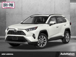2019 Toyota RAV4 Limited Sport Utility