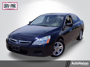 2007 Honda Accord Sedan EX-L 4dr Car