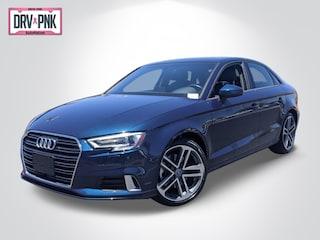 Used 2017 Audi A3 Sedan Premium 4dr Car