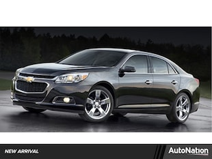 2014 Chevrolet Malibu LS 4dr Car