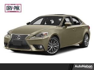 2014 LEXUS IS 250 4dr Car