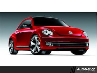 2012 Volkswagen Beetle Entry Pzev 2dr Car