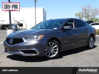 Used 2018 Acura TLX w/Technology Pkg 4dr Car