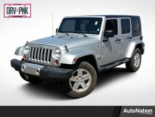 2008 Jeep Wrangler Unlimited Sahara Sport Utility