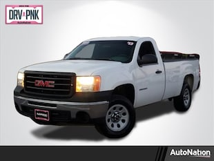 2013 GMC Sierra 1500 Work Truck Regular Cab Pickup