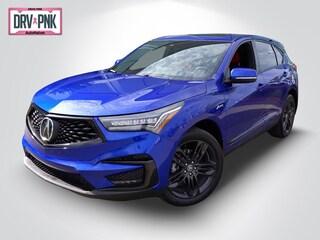 Used 2019 Acura RDX w/A-Spec Pkg Sport Utility