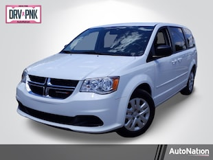 2017 Dodge Grand Caravan SE Mini-van Passenger