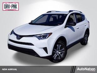 2016 Toyota RAV4 LE Sport Utility