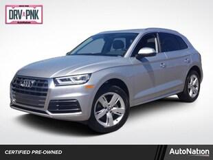 2019 Audi Q5 Premium Plus Sport Utility