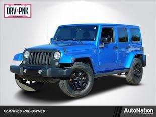 2014 Jeep Wrangler Unlimited Altitude Sport Utility