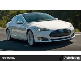 2014 Tesla Model S P85D 4dr Car