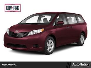 2012 Toyota Sienna LE AAS Mini-van Passenger