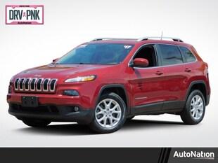 2017 Jeep Cherokee Latitude Sport Utility