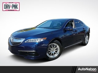 Used 2016 Acura TLX 4dr Car