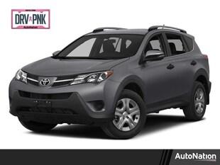 2014 Toyota RAV4 Limited Sport Utility