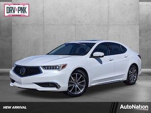 2018 Acura TLX w/Technology Pkg 4dr Car