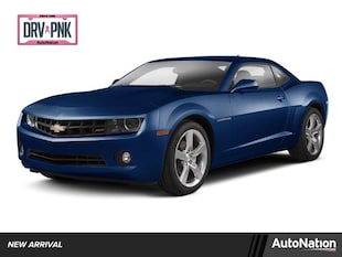 2011 Chevrolet Camaro 1LT 2dr Car