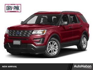 2017 Ford Explorer Base Sport Utility