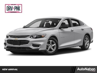 2017 Chevrolet Malibu LS 4dr Car