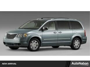 2008 Chrysler Town & Country Limited Mini-van Passenger