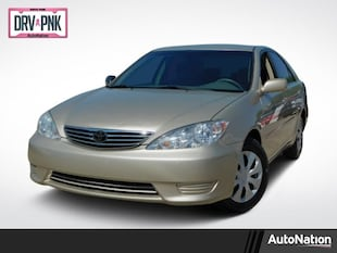 2006 Toyota Camry LE 4dr Car