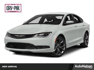 2015 Chrysler 200 Limited 4dr Car