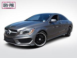 2014 Mercedes-Benz CLA CLA 250 4dr Car