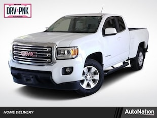 2016 GMC Canyon 2WD SLE Extended Cab Pickup