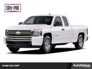 2009 Chevrolet Silverado 1500 Work Truck Extended Cab Pickup