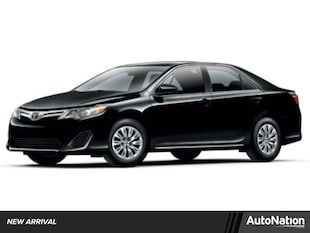 2012 Toyota Camry LE 4dr Car