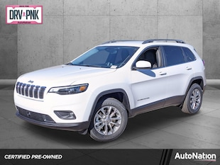 2021 Jeep Cherokee Latitude Lux Sport Utility