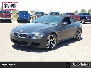 2009 BMW M6 2dr Car