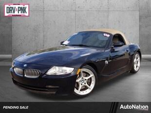 2008 BMW Z4 3.0si 2dr Car