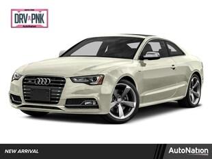 2016 Audi S5 Premium Plus 2dr Car