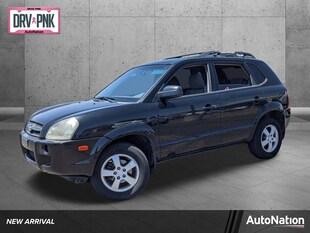 2006 Hyundai Tucson GL Sport Utility