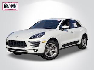 2018 Porsche Macan Sport Utility